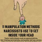 11 Manipulation Methods Narcissists Use To Get Inside Your Head
