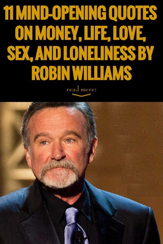sex and loneliness