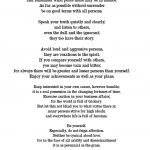 A Must Read – Probably The Most Mind-Opening Poem Ever Written