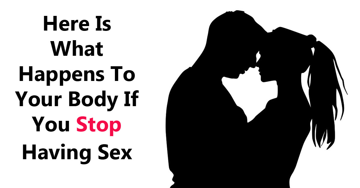 Is not having sex bad for you