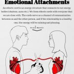 How To Cut Etheric Cords And Release Emotional Attachments