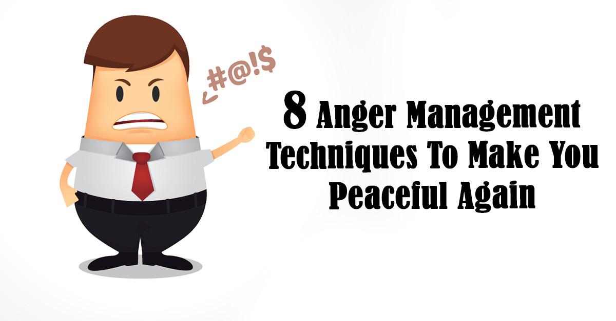 Ways To Get Rid Of Anger Kids