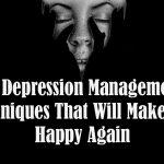 depression menagement