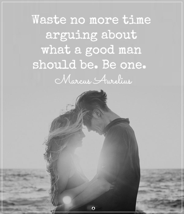Signs youre dating a good man