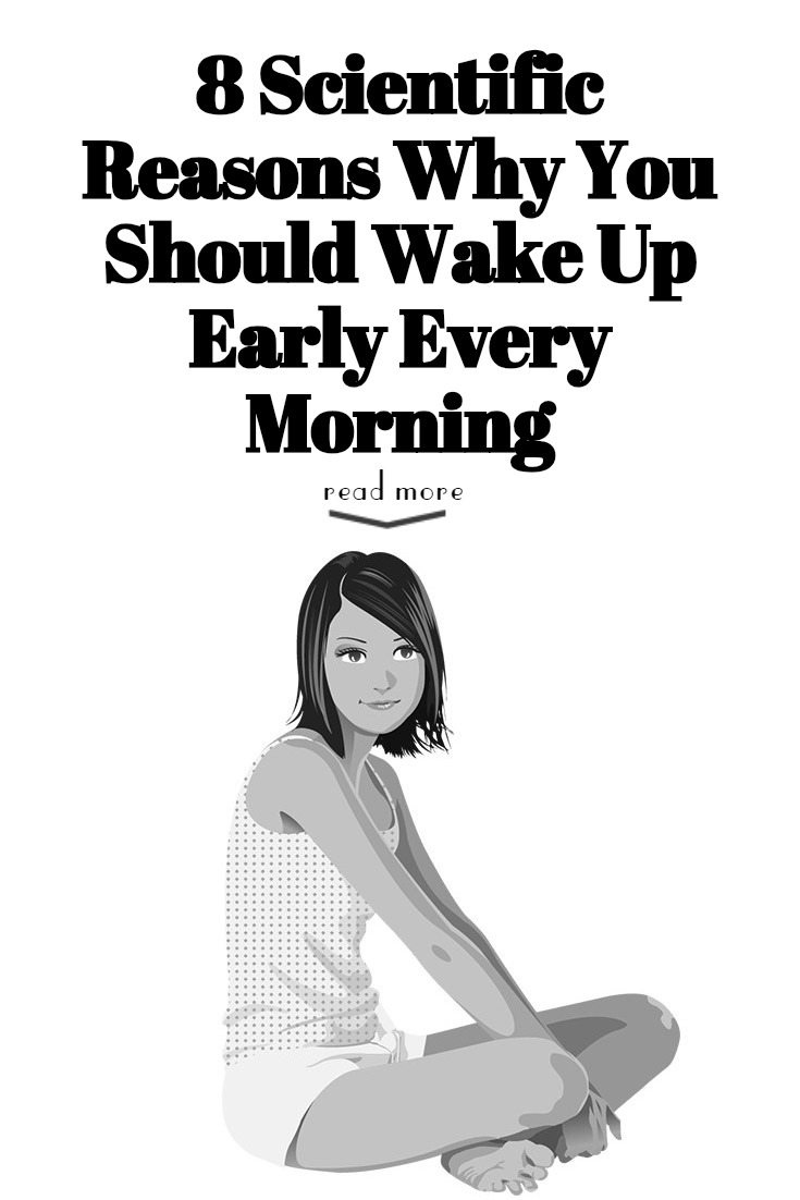 Scientists have proven that people who wake up early actually get many benefits than others. Here are 8 reasons why early risers are happier, more fulfilled, and more organized, and more successful.
