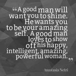 11 Reasons Good Men Won't Cheat. (2)