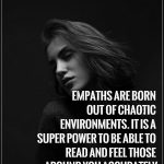 THE DARK SIDE OF EMPATHS THAT YOU RARELY SEE AND MUST ALWAYS BE CAUTIOUS OF!