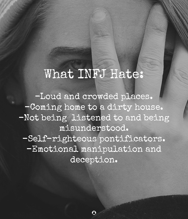 9 Signs That You Are An INFJ, The Most Unique Personality Type In