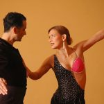 Ballroom dancing can help partners reconnect
