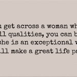 woman qualities