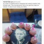 Mariah Carey cake twitter