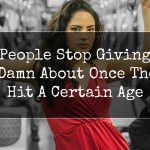 stop giving a damn