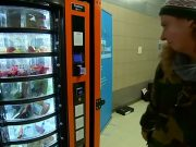 vending machines for homeless