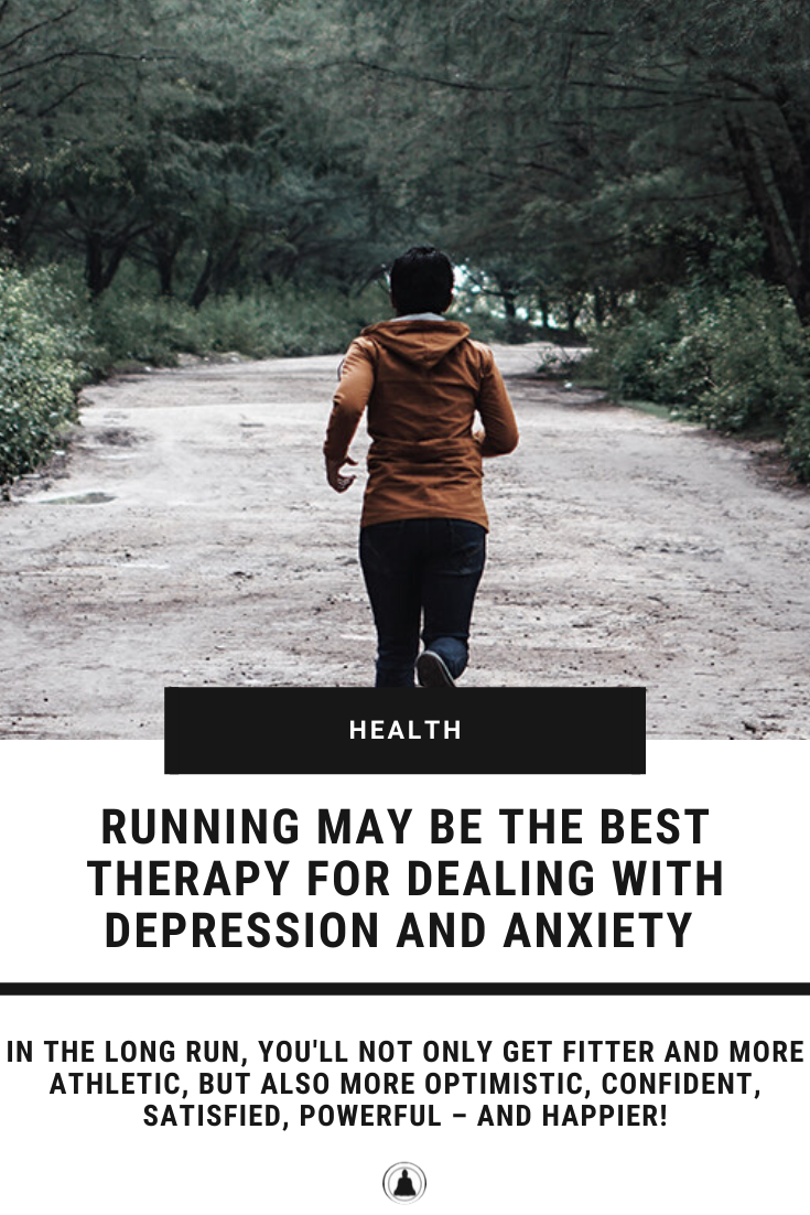 Running Best Therapy Depression Anxiety
