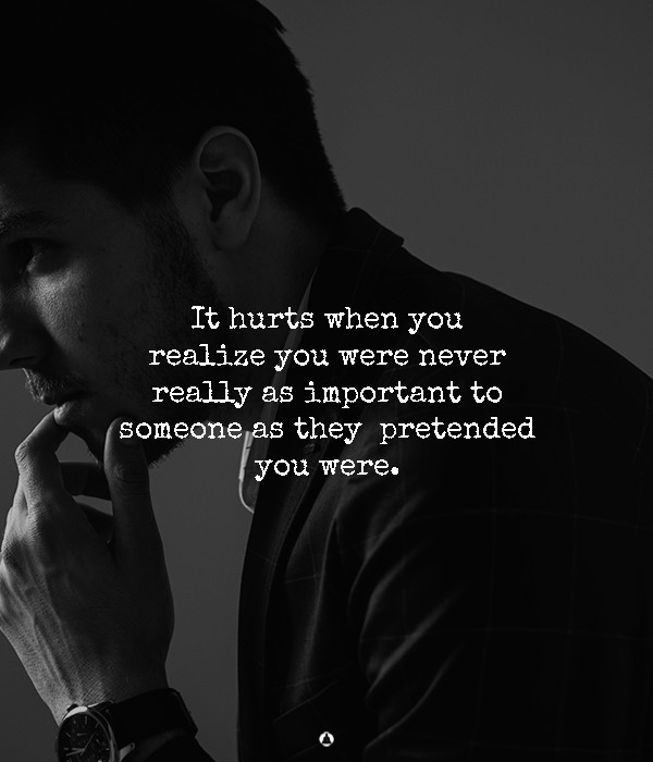 I Never Deserved The Pain You Brought Me: You Could Have Walk Away Without Destroying Me