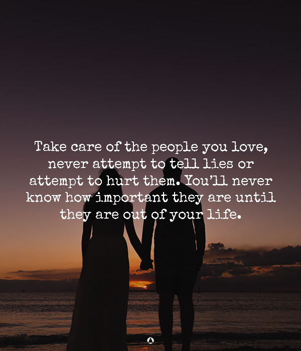 Love people you tell the How to