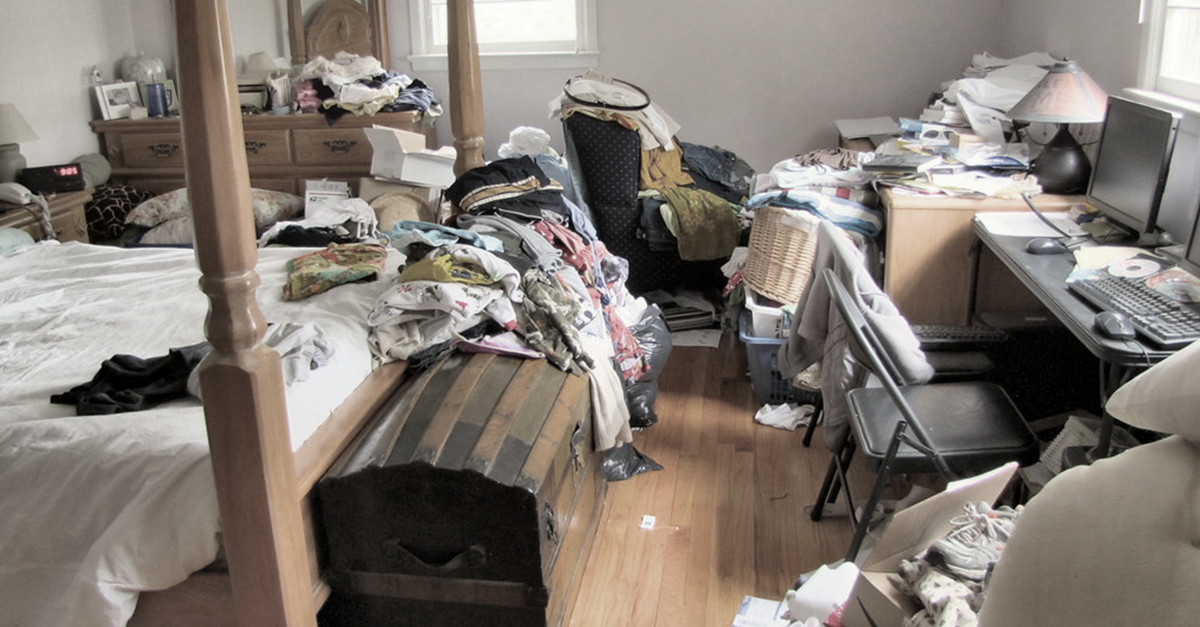 clutter anxiety