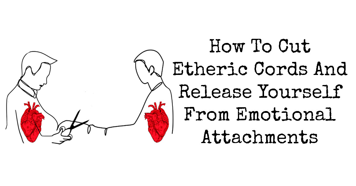 How To Cut Etheric Cords
