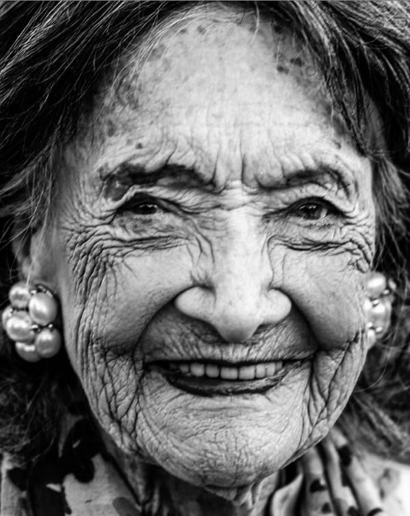 oldest yoga teacher