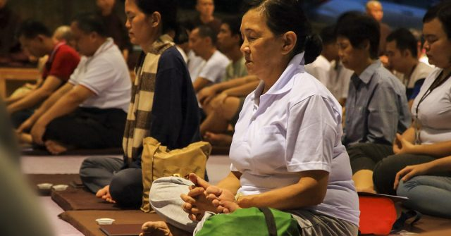 50-Year-Olds Can Have The Brains Of 25-Year-Olds If They Meditate At Least 15 Minutes A Day