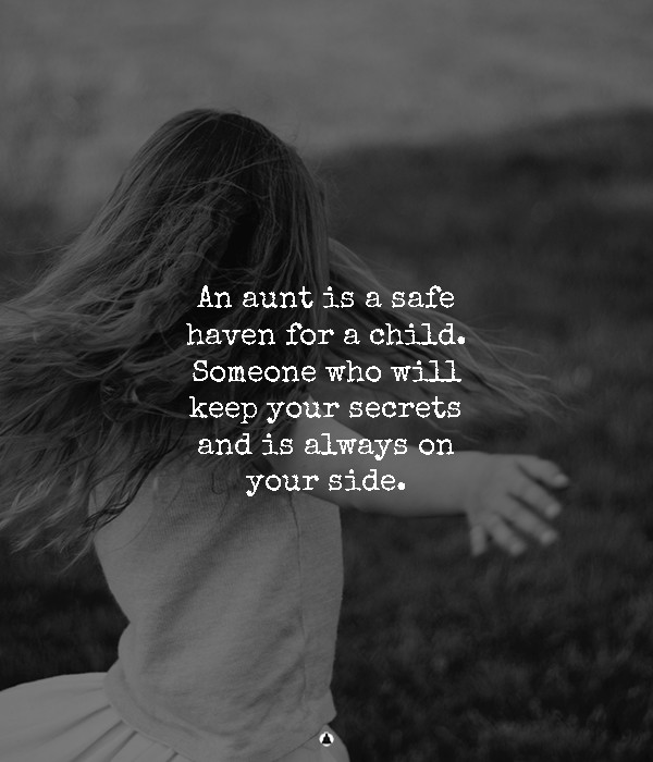 woman aunt