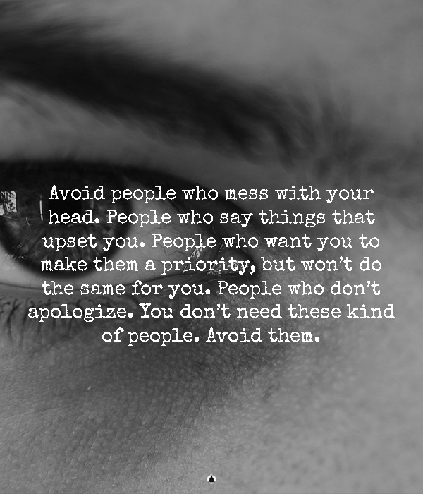Toxic People That Mentally Strong People Avoid