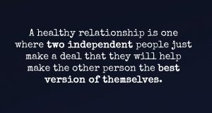 Difficult To Maintain A Healthy Relationship