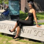 mom graduated from harvard law school