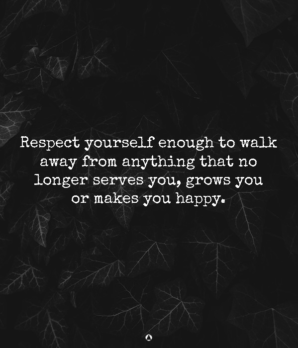 Set Those Boundaries – People Will Respect You Only If You Respect Yourself
