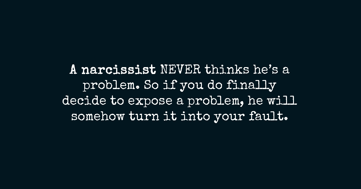 """Narcissists Will Provoke You Until They Bring Out Your """"Crazy"""" Side And Act As If They're The Victims"""