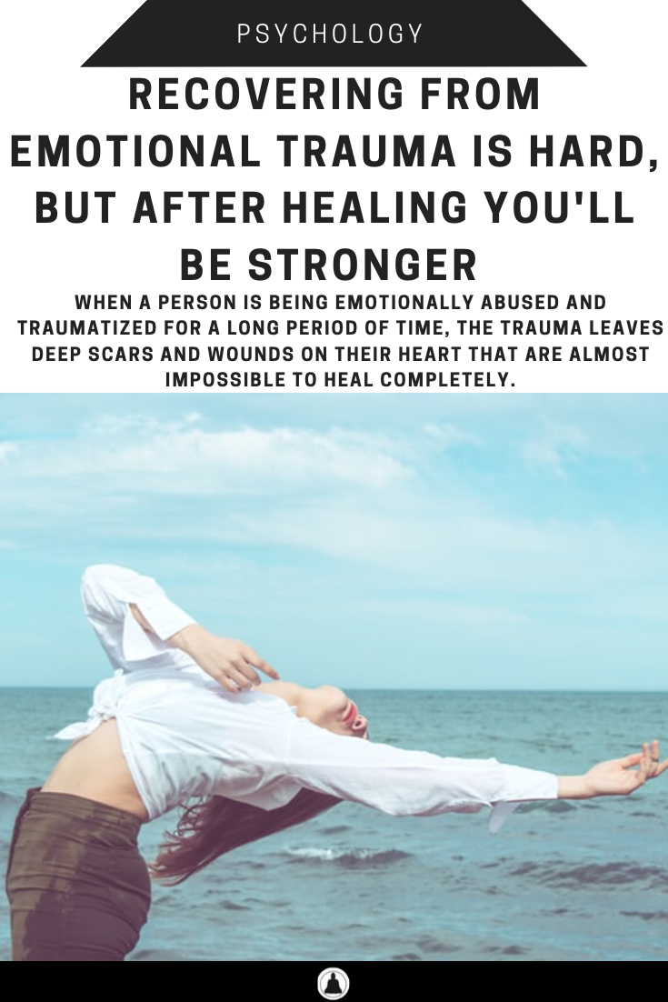 How To Heal From Emotional Trauma