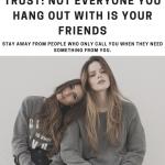 non-friends