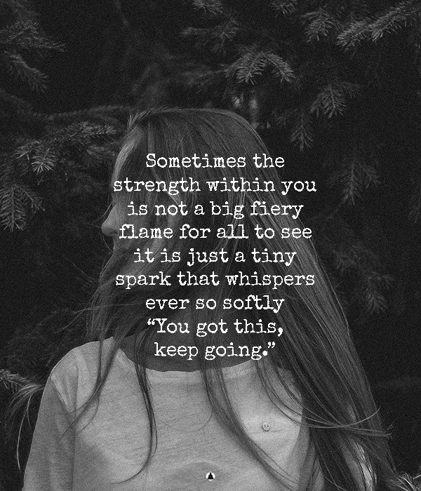 When You Feel Unsettled And Stuck In Life, Keep Going