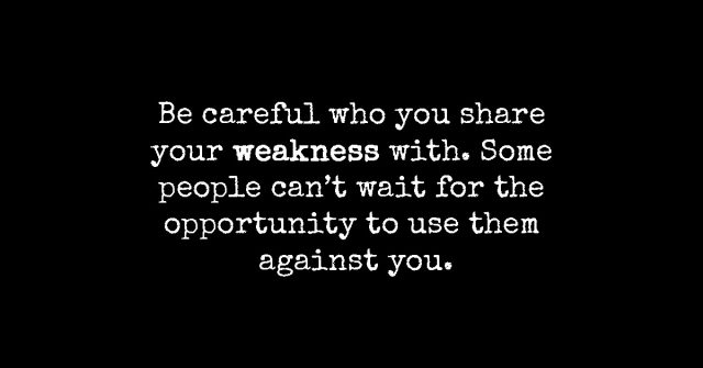 Be Careful Who You Trust: Not Everyone You Hang Out With Is Your Friend