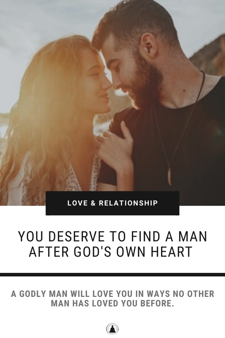 Stay Alone Until You Find A Man After God's Own Heart