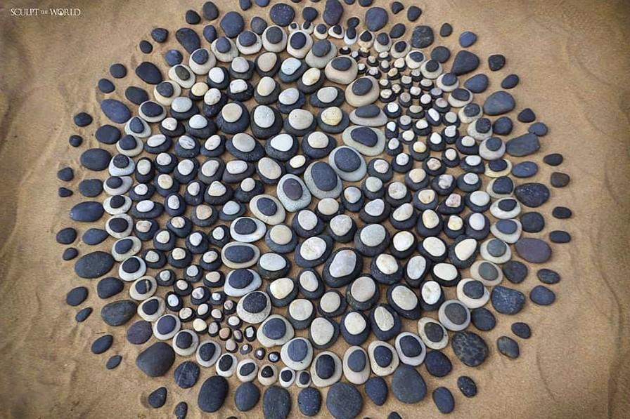 stones patterns artist