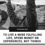 money-on-experiences