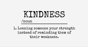 The Kindest And Most Selfless People Have Very Brilliant Minds