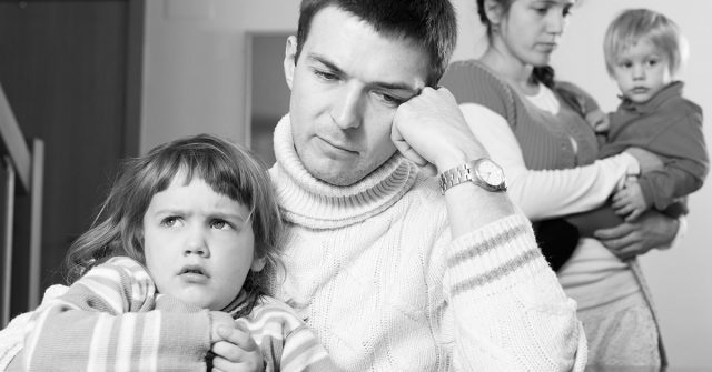 Being Stuck In A Bad Marriage Is Worse For Children Than Divorce