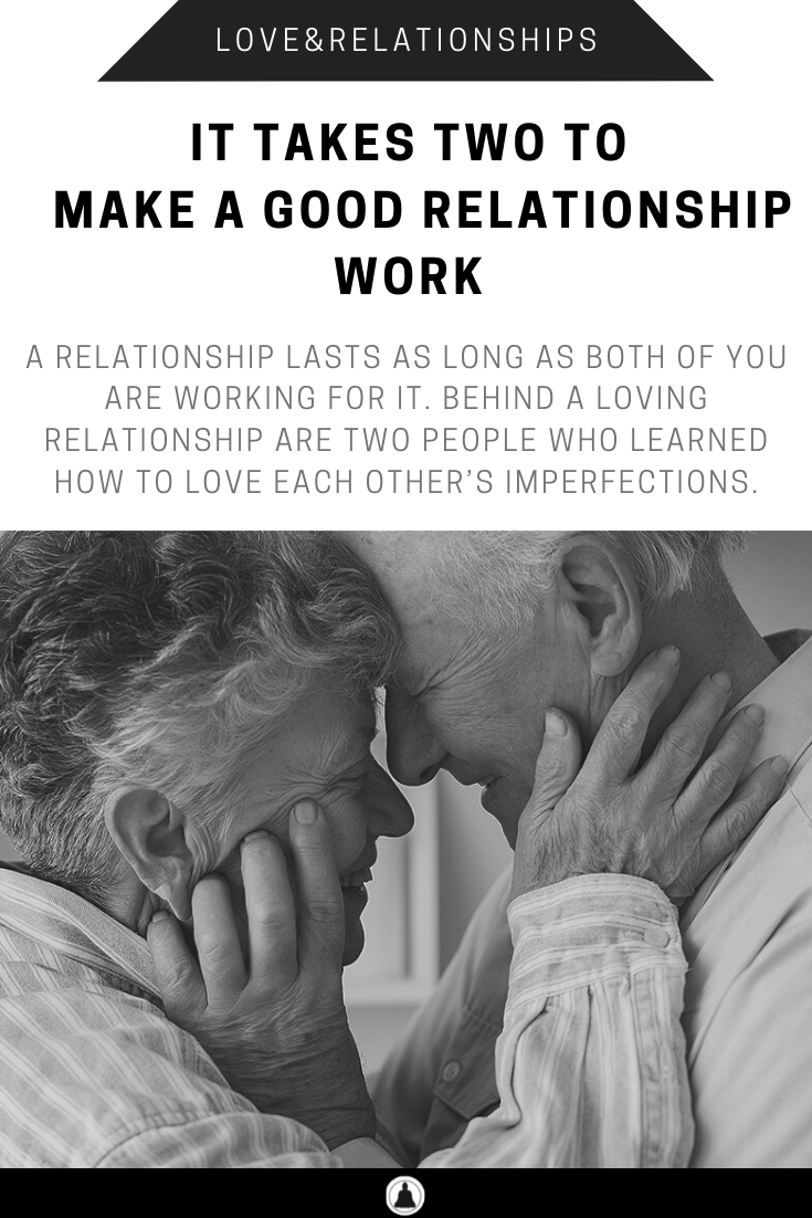 relationships mean work