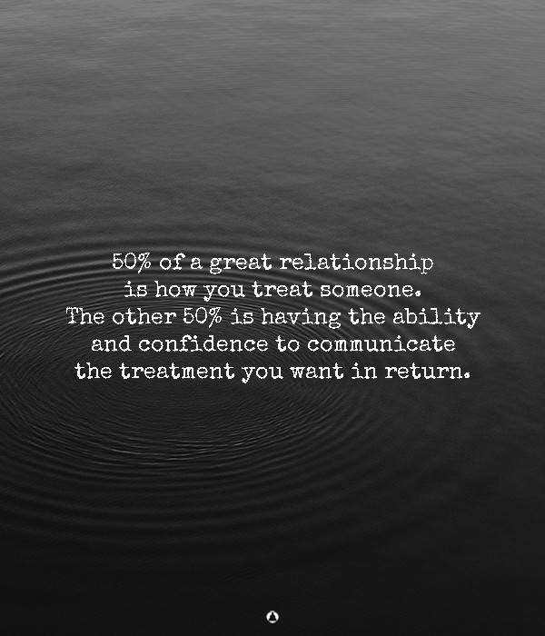 It Takes Two Equally Committed Partners To Make A Healthy, Happy Relationship