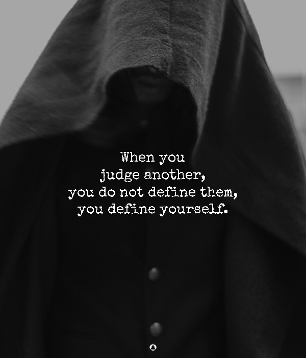 The Impact Of Judgment Is Vitriolic But There Is A Way Of Fighting It