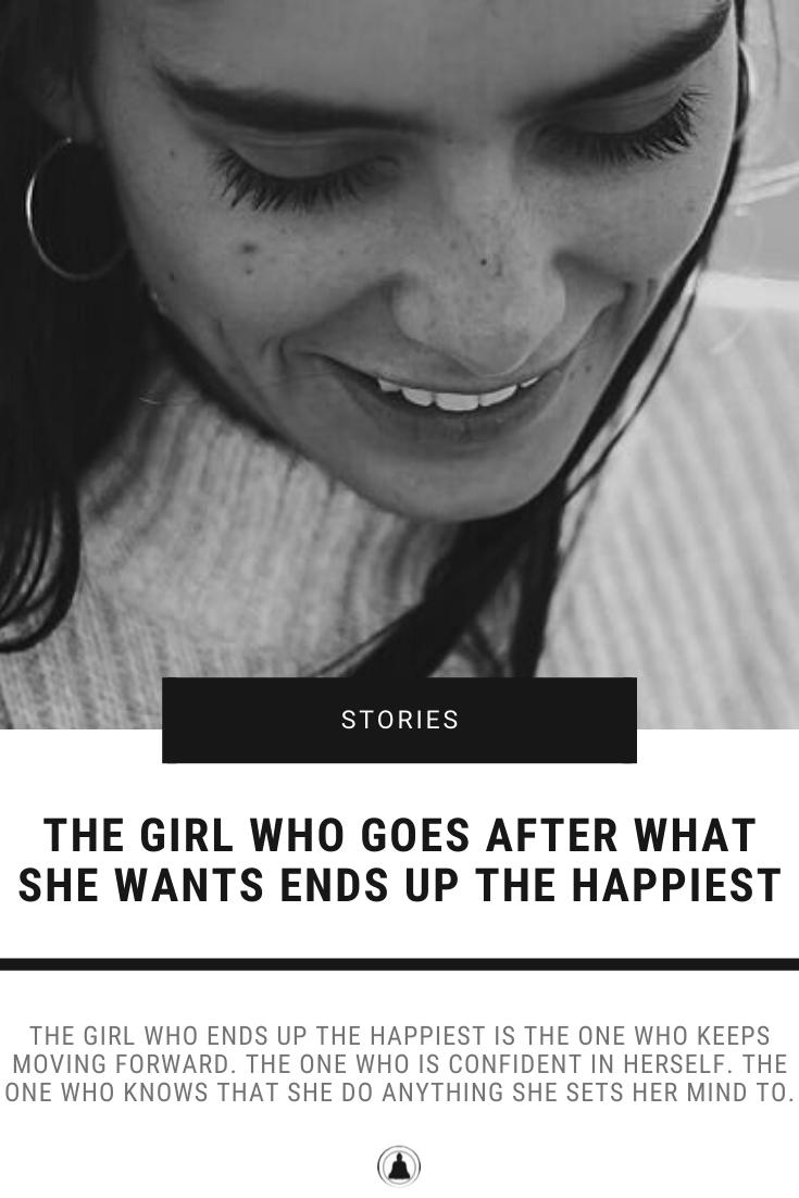 happiest girls