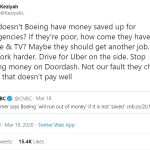 boeing doesn't have money twitter 1