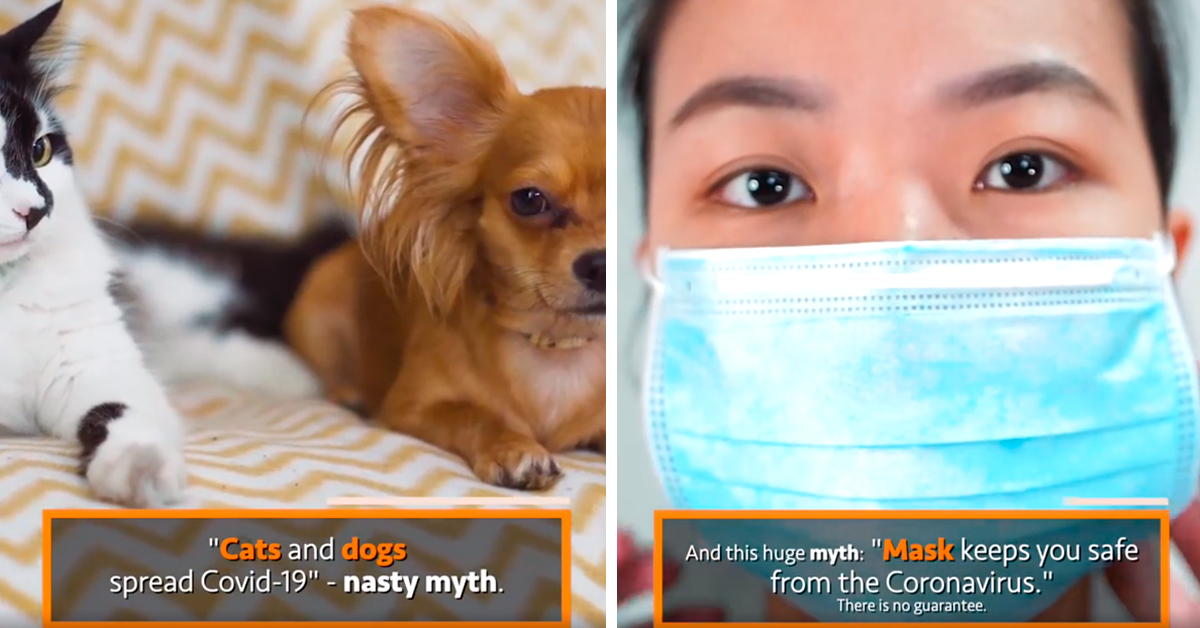 Don't Believe Anything You Read: Twenty Coronavirus Myths Busted By Science