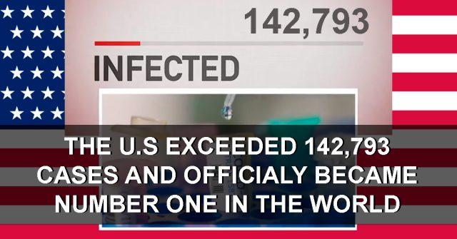 united states coronavirus
