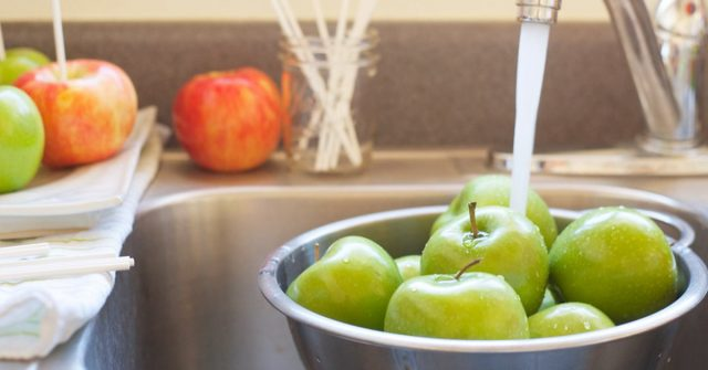 The best fruit and vegetable wash
