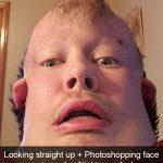 Bearded Men's Chin-up Selfie Challenge 10