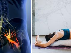 7 Simple Yoga Poses That Relieve Sciatica Pain Instantly