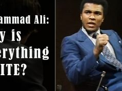 """Mama, Why Is Everything White?"" Muhammad Ali Wondered Why Black People Are Discriminated"